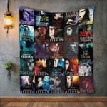 Christine Feehan Books Blanket TH1707 Quilt