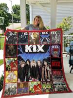 Kix Style 2 Blanket TH1707 Quilt