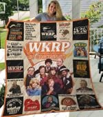 WKRP In Cincinnati Blanket TH1607 Quilt