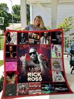 Rick Ross Blanket TH1707 Quilt