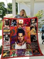 Busta Rhymes Blanket TH1707 Quilt