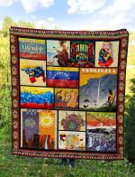 Venezuela 2 Blanket TH1607 Quilt