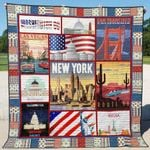 USA Blanket TH1607 Quilt