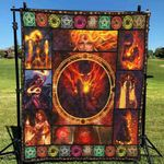 Wicca 2 Blanket TH1607 Quilt