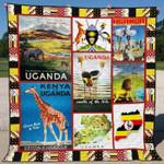 Uganda Blanket TH1607 Quilt