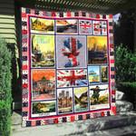 United Kingdom 1 Blanket TH1607 Quilt