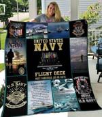 U.S. Navy Blanket TH1607 Quilt