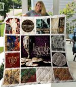 The Lamb Of God Blanket TH1607 Quilt