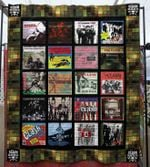 The Clash Blanket TH1607 Quilt