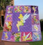 Tinker Bell Blanket TH1607 Quilt