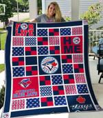 Toronto Blue Jays 1 Blanket TH1607 Quilt
