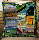 Tanzania Blanket TH16071 Quilt