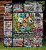 The Amazing World Of Gumball Blanket TH1607 Quilt
