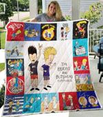 The Beavis And Butt Head Experience Blanket TH1607 Quilt