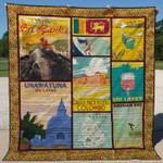 Sri Lanka Blanket TH1607 Quilt