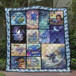 Stitch Blanket TH1607 Quilt