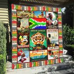 South Africa 1 Blanket TH1607 Quilt