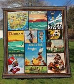South Africa 3 Blanket TH1607 Quilt
