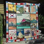 South Korea 1 Blanket TH1607 Quilt