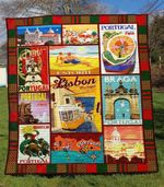 Portugal 2 Blanket TH1607 Quilt