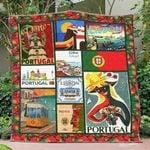 Portugal 1 Blanket TH1607 Quilt