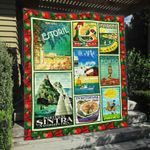 Portugal 3 Blanket TH1607 Quilt