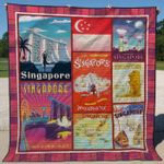 Singapore Blanket TH1607 Quilt