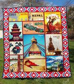 Nepal Blanket TH1607 Quilt