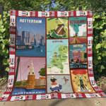 Netherlands 1 Blanket TH1607 Quilt