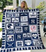 New York Yankees Blanket TH1607 Quilt