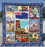 New Zealand Blanket TH1607 Quilt