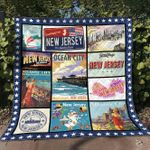 New Jersey Blanket TH1607 Quilt