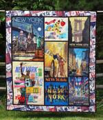 New York Blanket TH1607 Quilt