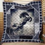 Horse 1 Blanket TH1607 Quilt