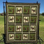 Hunting Blanket TH1607 Quilt