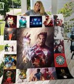 Iron Man Blanket TH1607 Quilt