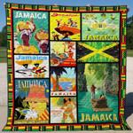Jamaica 1 Blanket TH1607 Quilt