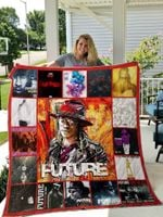Future Blanket TH1607 Quilt