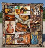 Guitar 2 Blanket TH1607 Quilt