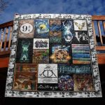Harry Potter Blanket TH1607 Quilt