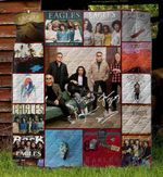 Eagles Blanket TH1607 Quilt
