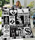 Chicago White Sox 1 Blanket TH1607 Quilt