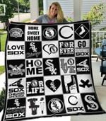 Chicago White Sox Blanket TH1607 Quilt