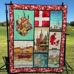 Denmark Blanket TH1607 Quilt