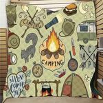 Camping Blanket TH1607 Quilt