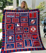 Boston Red Sox Blanket TH1607 Quilt