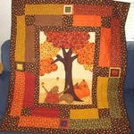 Autumn Blanket TH1607 Quilt