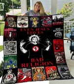 Bad Religion Blanket TH1607 Quilt
