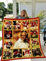 San Francisco Legends Blanket T1307 Quilt