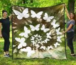 Butterfly Military Premium TH1207 Quilt